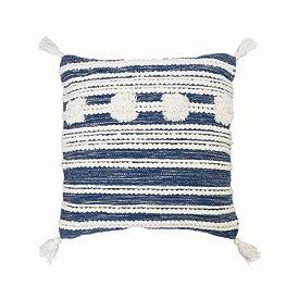 Pin By Valerie Bullock On Traci Hand Woven Pillows Woven Pillows Cotton Throw Pillow