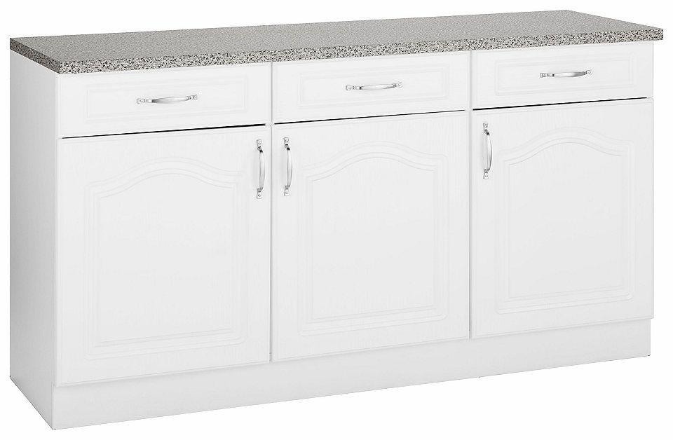 Wiho Küchen Unterschrank »Linz«, Breite 150 cm Jetzt bestellen - küchen unterschrank schubladen