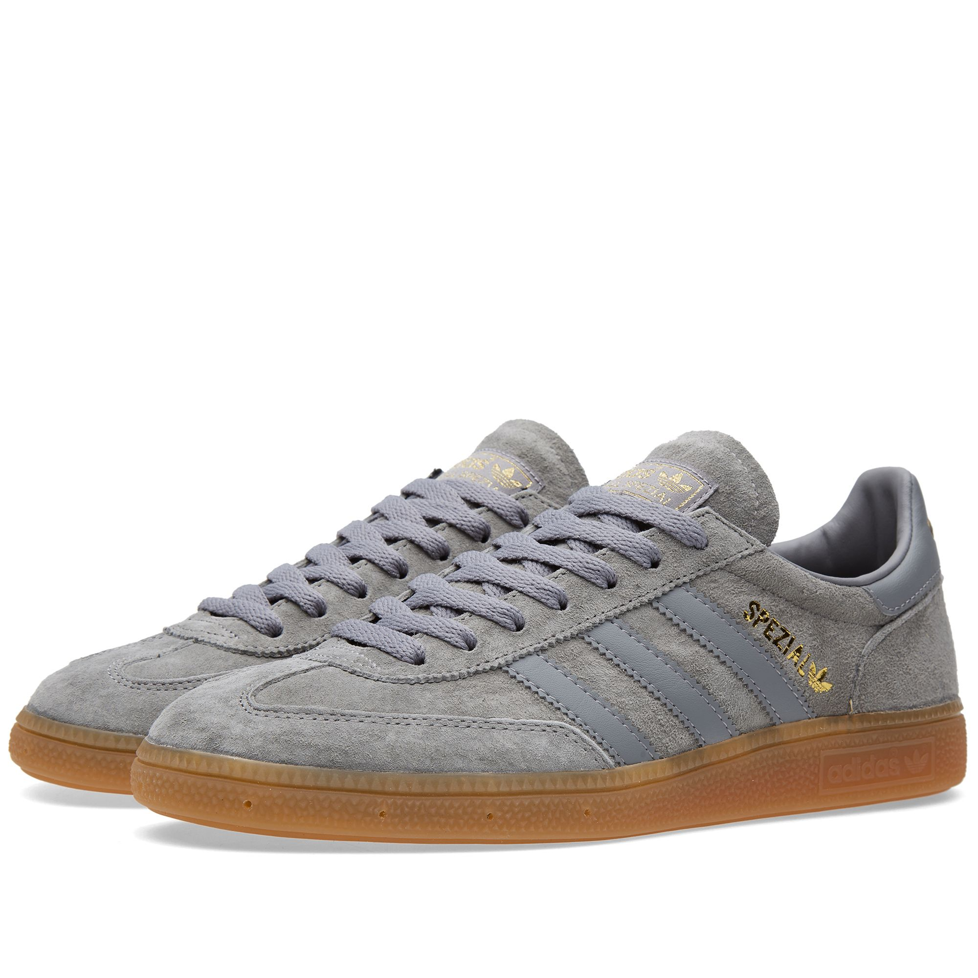 watch 771ec 91858 ADIDAS SPEZIAL Solid Grey  Gum