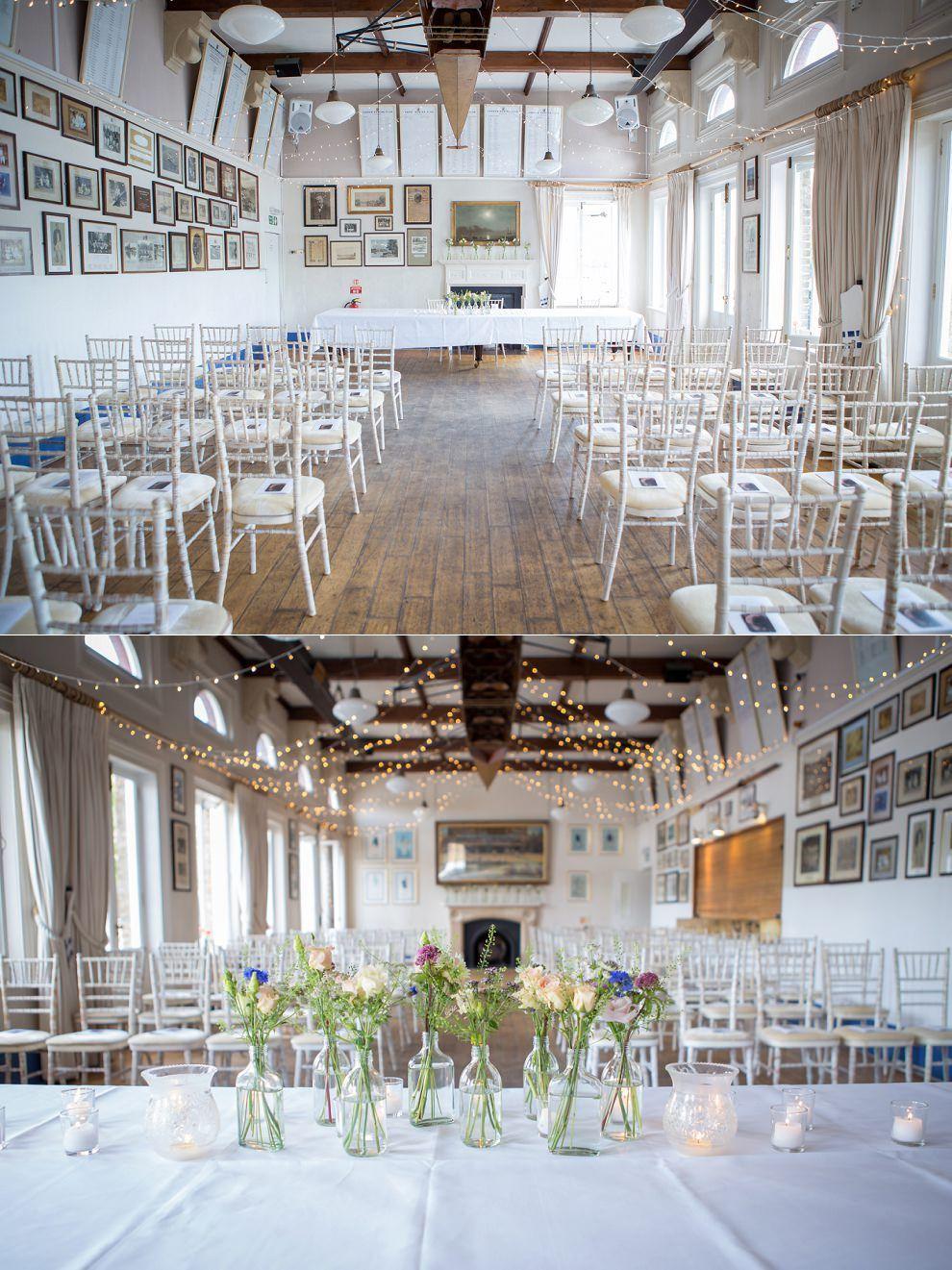 London Rowing Club Wedding Venue South London Weddings Pinterest