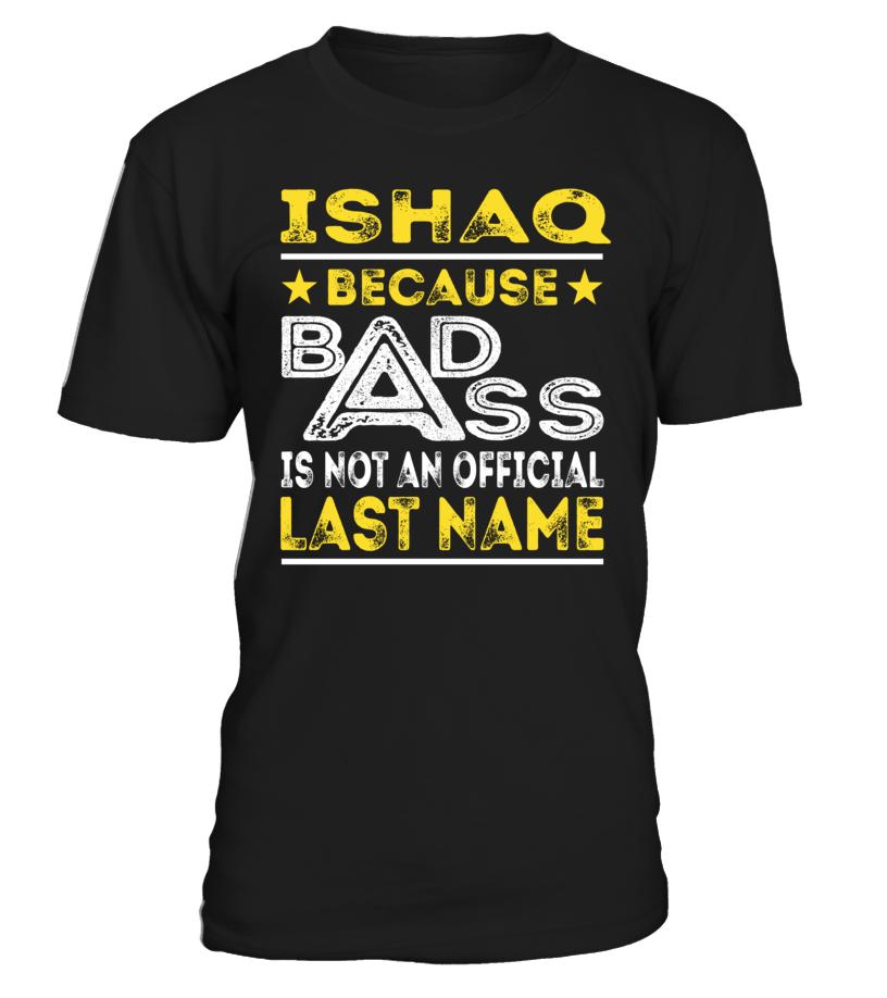 ISHAQ - Badass #Ishaq