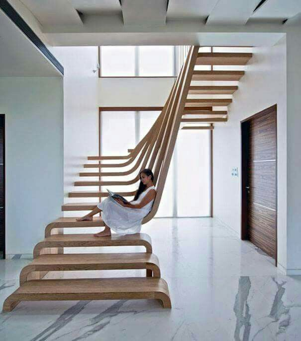 Best Wooden Stair Stairs Design Modern 640 x 480