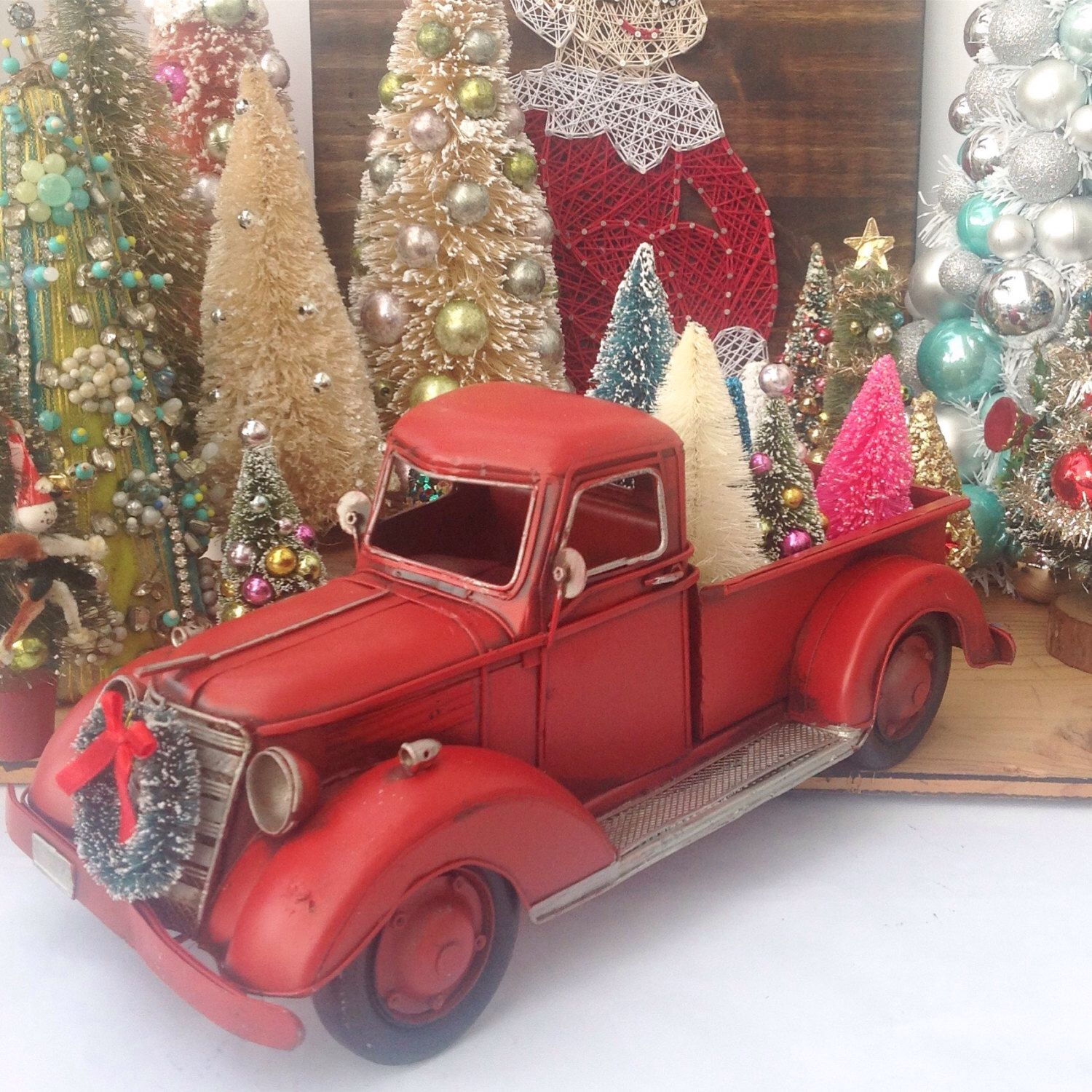 A Personal Favorite From My Etsy Shop Httpswwwetsycom Pickup Trucksdecorated