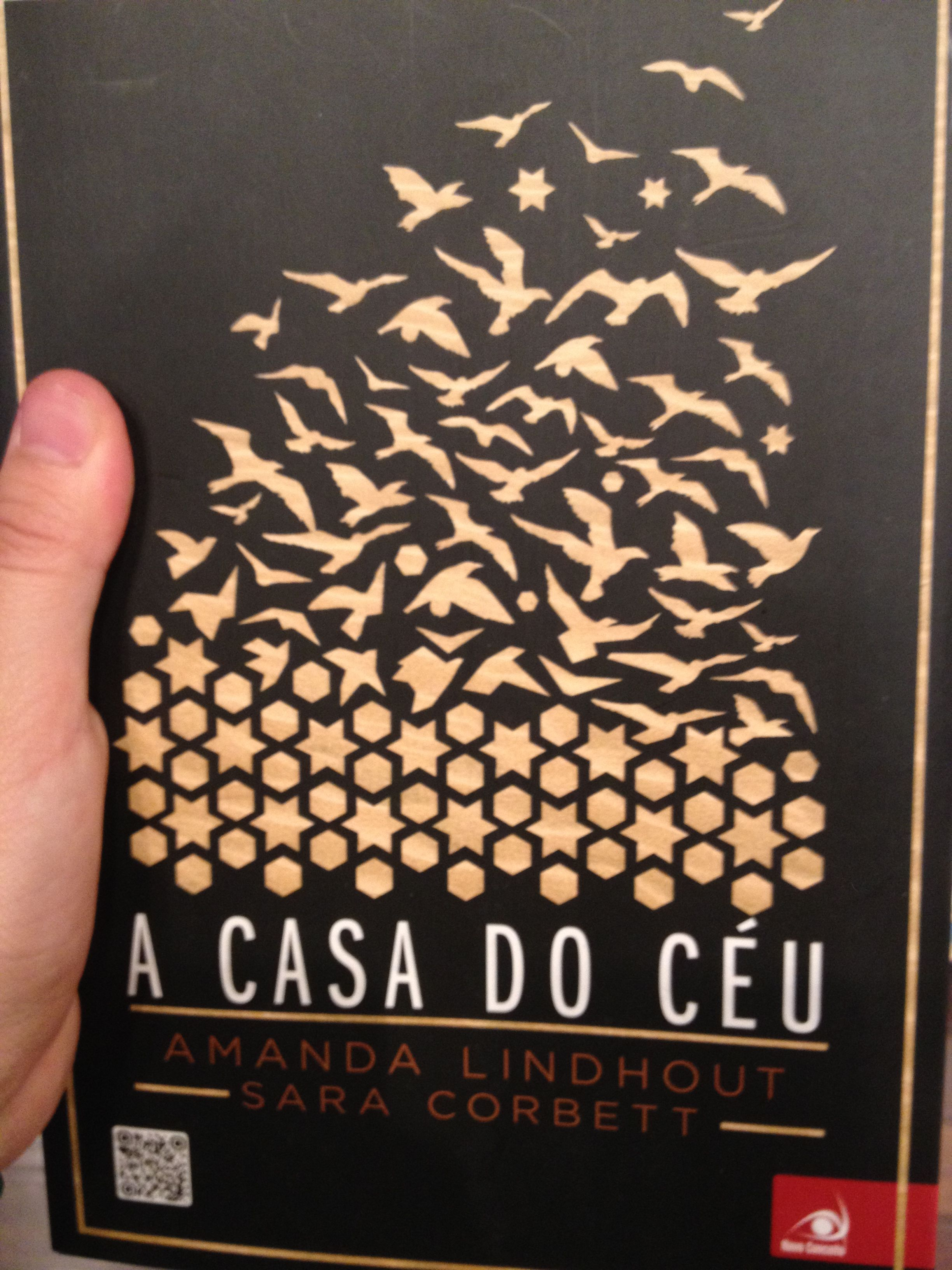 Find this in a bookstore in Brazil. Love the design
