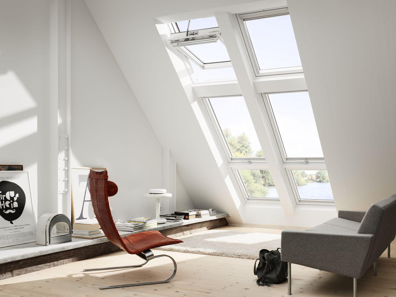 Gebrauchte Wohnzimmer ~ Stilvolles wohnzimmer mit viel tageslicht wohnzimmer