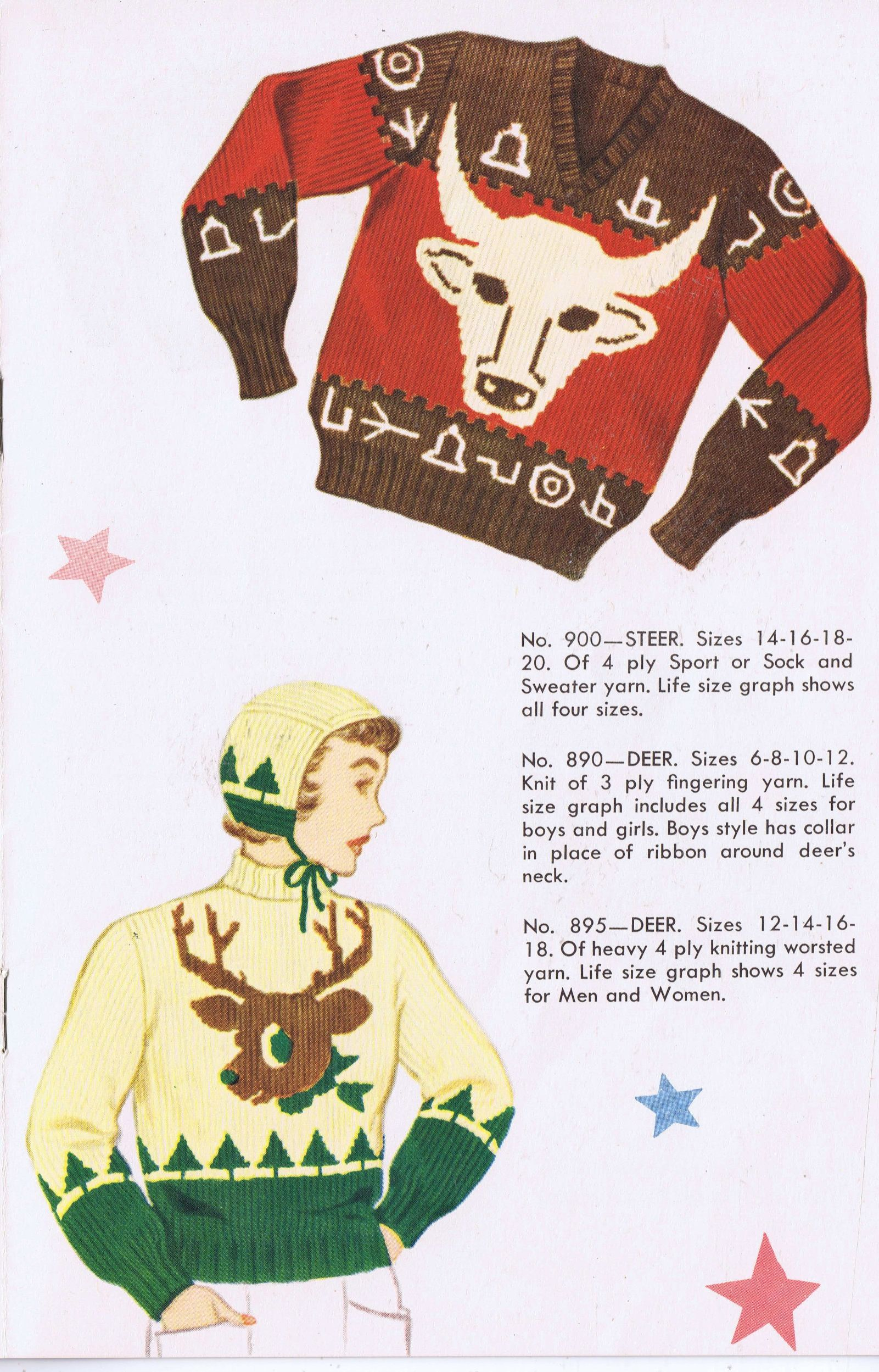 Page 9 of a 1951 Knit O Graf catalog   Knit O Graf - Knit to Fit ...