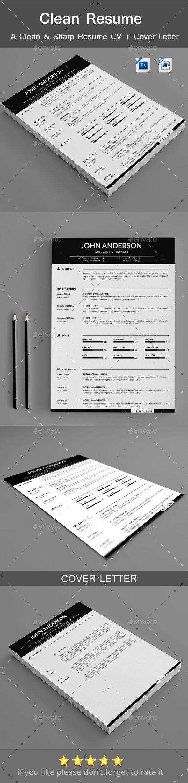 Resume Simple Resume Template Simple Resume And Design Resume