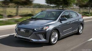 2017 Hyundai Ioniq Hybrid - Front - Picture # 1