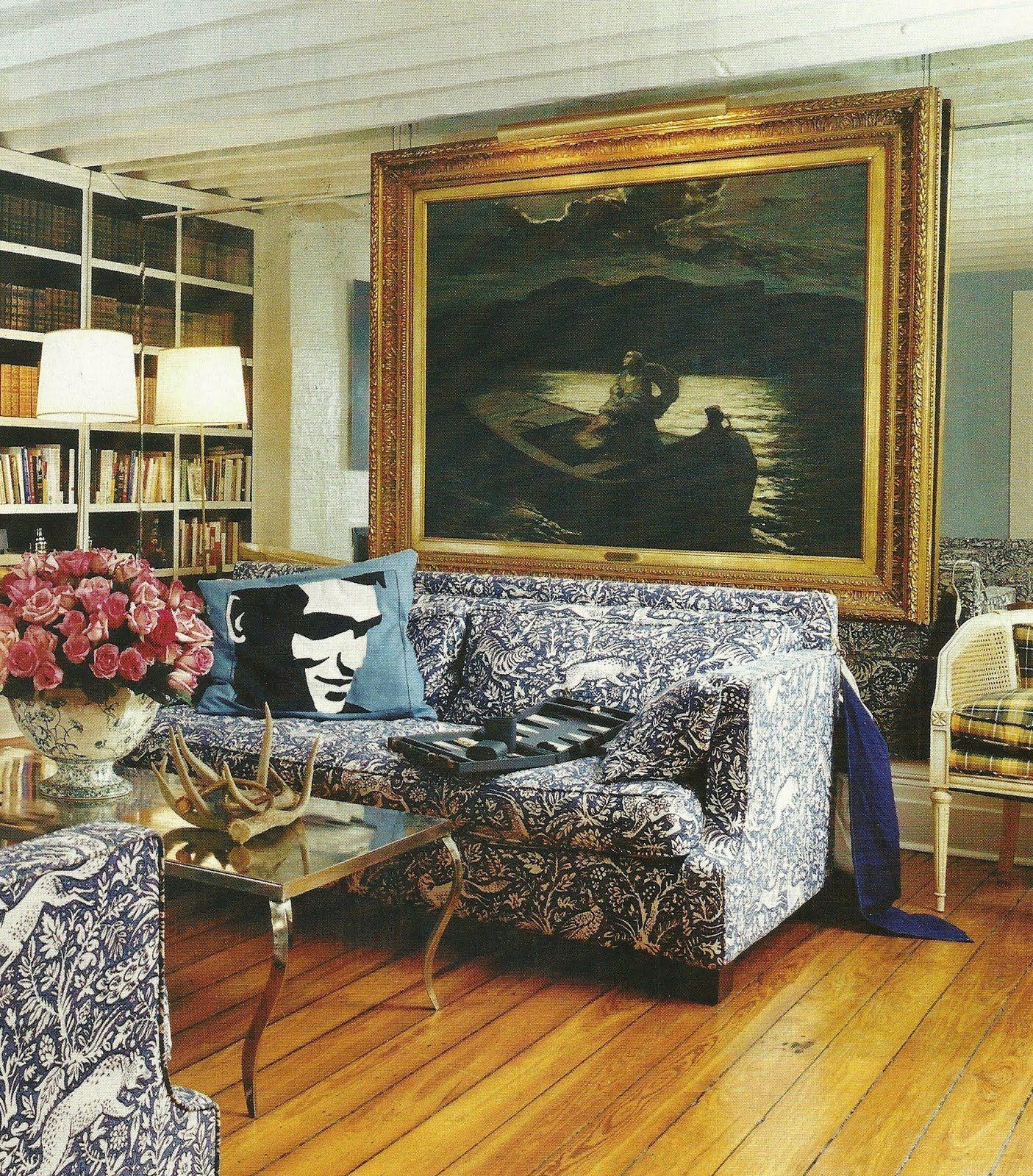 Actress Chloe Sevigny's Manhattan Apartment- Large