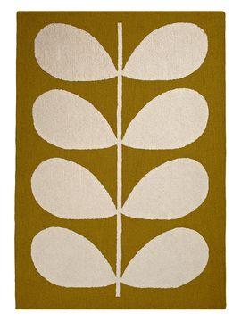 Orla Kiely Rug From Scandinavian Style Art Rugs On Gilt