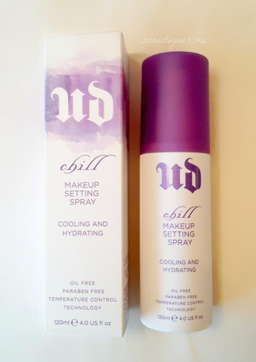 Sephora and MAC Haul & Review Makeup setting spray