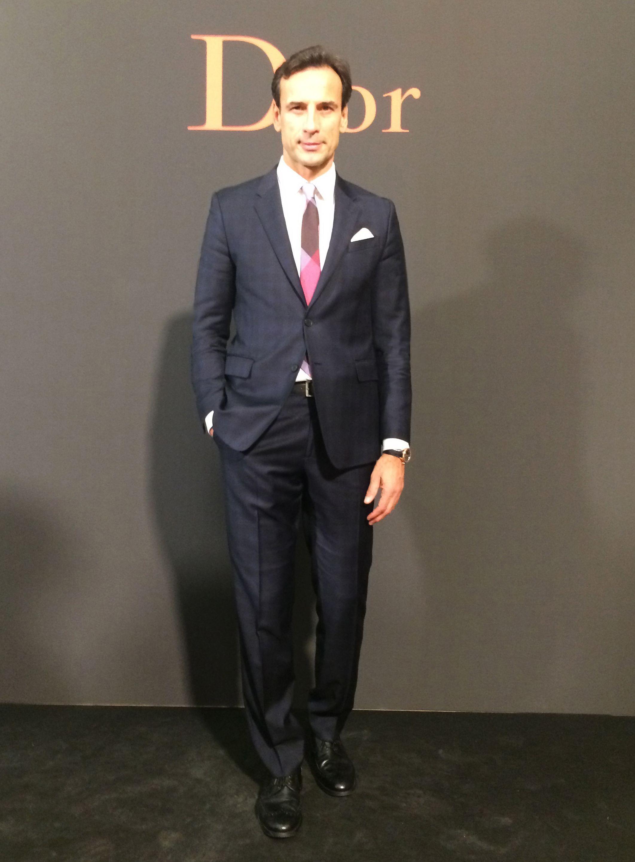 Dior Homme PretaPorter Show Paris Autumn Winter Adnan - Pret à porter homme