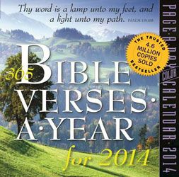 Title: 365 Bible Verses a Year By: Workman Publishing