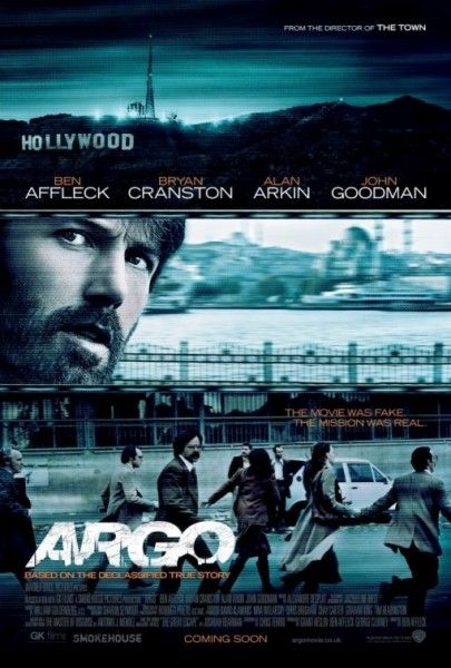 """""""Argo"""" f*** yourself....if this film doesnt walk away with awards I'd be shocked. an another amazing film with a stellar cast."""