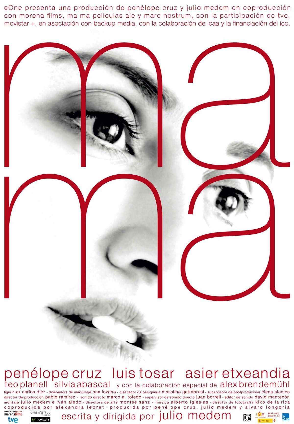 Una película dirigida por Julio Medem. Magda (Penélope Cruz, Los abrazos rotos, Nine) es una valiente mujer que, al verse obligada a enfrentarse cara a cara con la tragedia, reacciona sacando toda la fuerza que tiene en su interior, incluso en aquellos momentos en los que...