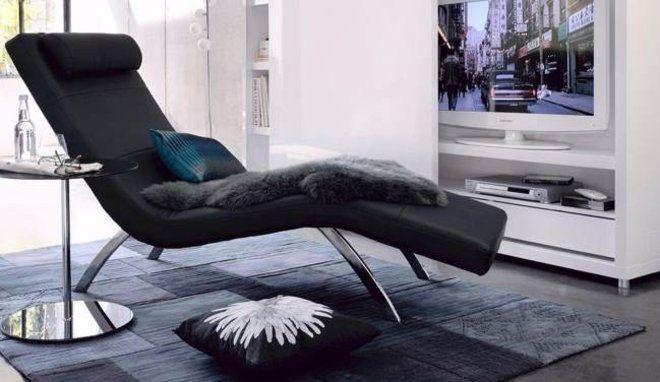 Et Si On S Offrait Une Chaise Longue Pour Le Salon Chaise Longue Interieur Chaise Longue Fauteuil Long