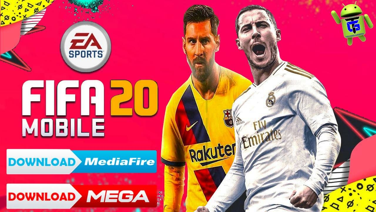 Download Latest Fifa 20 Mobile Android Offline Fifa 20 New Kits Season 2020 Hd Graphics Soccer Game For Android Apk Obb Data 1gb C In 2020 Fifa 20 Offline Games Fifa