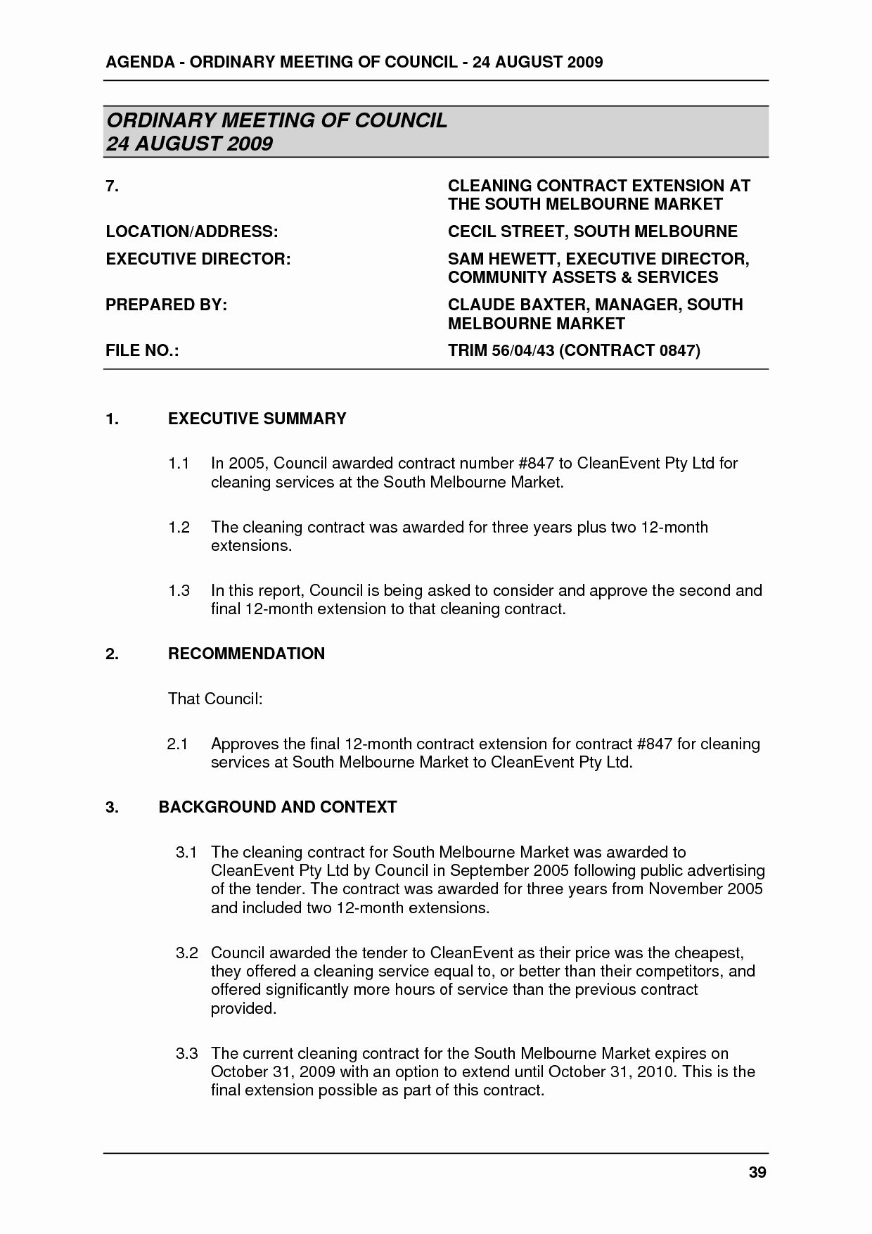 Carpet Cleaning Contract Template Unique Cleaning Contract