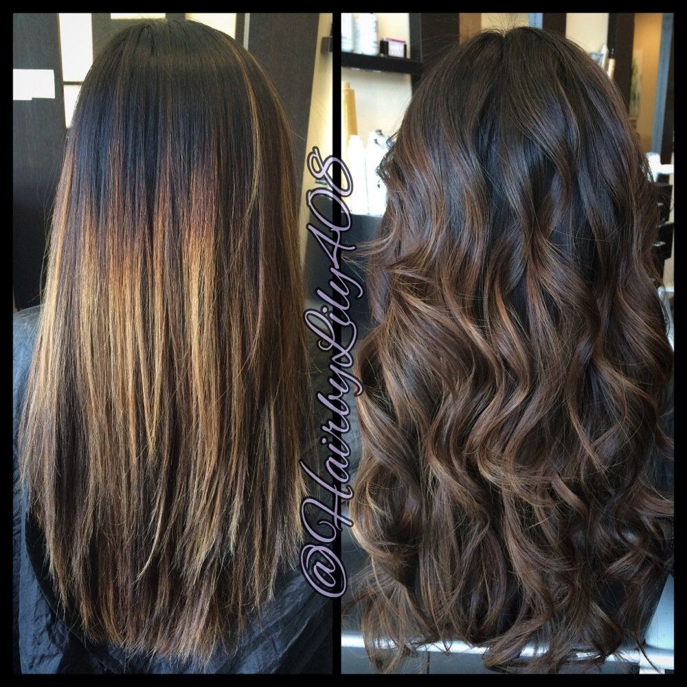 Hair By Lily San Jose, CA, United States. Ombré balayage