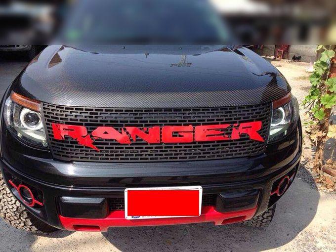Ford Ranger Raptor Grill Ford Ranger Raptor Ford Ranger Ford