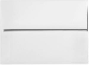A4 Invitation Envelopes 4 1 4 X 6 1 4 24lb Bright White Moistenable Glue Envelopes Com Envelope Sizes Invitation Envelopes
