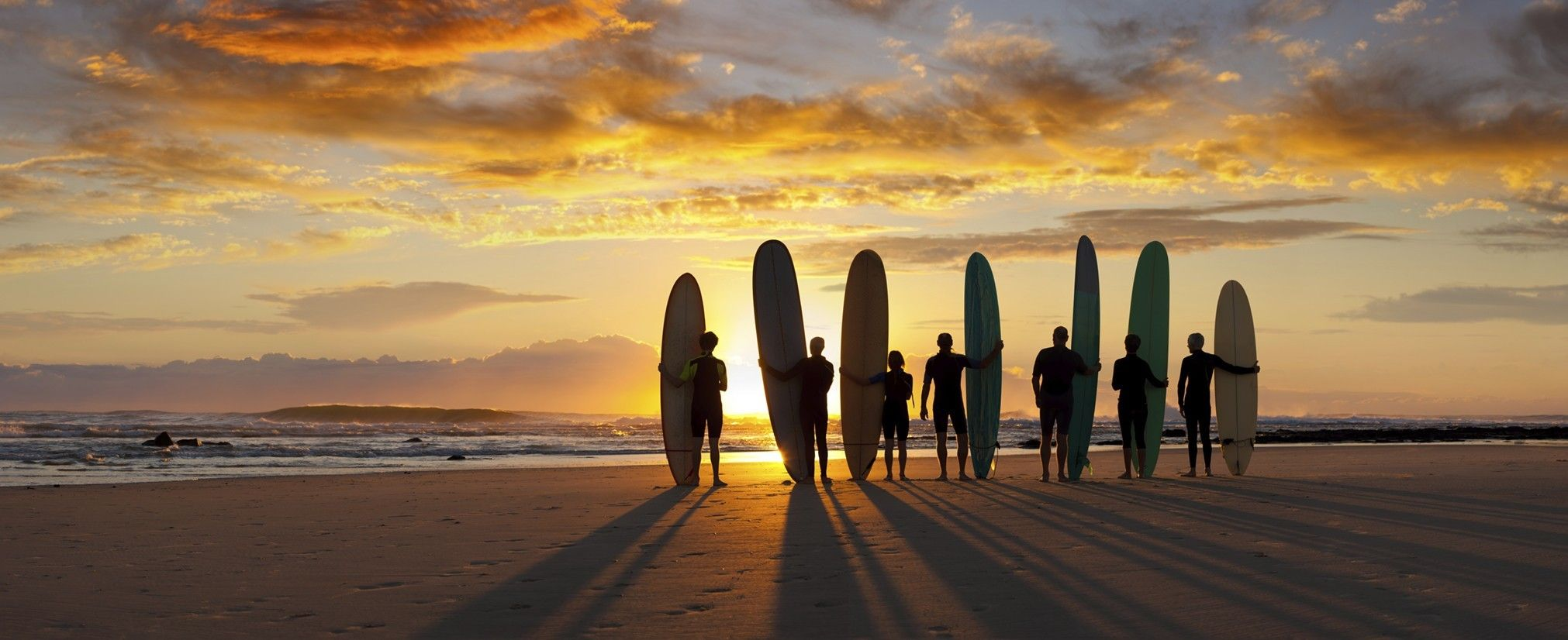 Worlds Best Fitness Vacations  Solo vacation Surfing