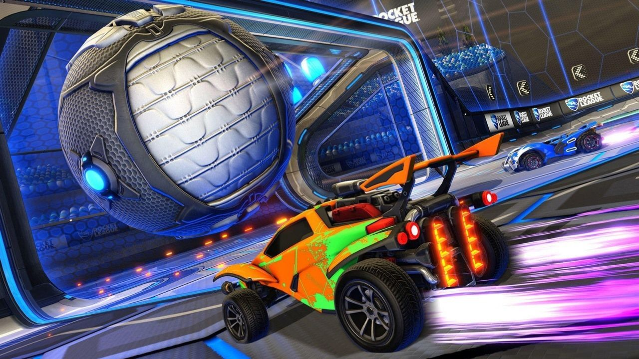 Rocket League To Get Cross Platform Party Support This Year Playstation Just Do It For The Gamer Everybody Is Oka Rocket League Rocket League Ps4 Epic Games