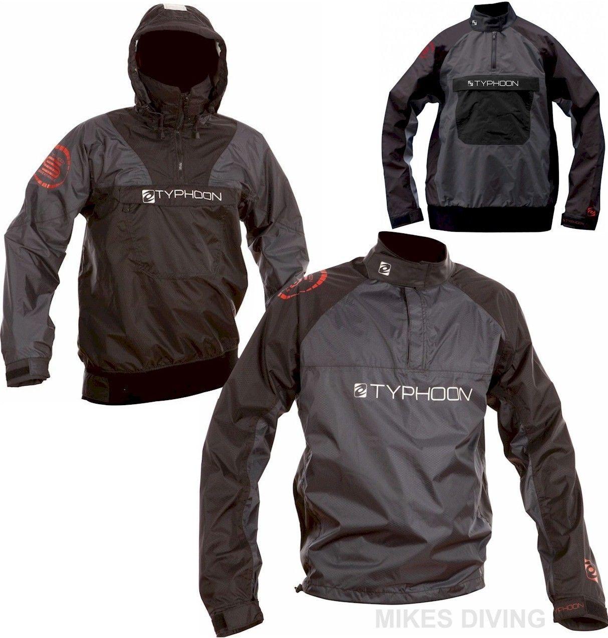 Typhoon spray jacket top cag waterproof dart amur alsec