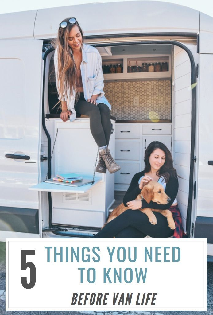 Photo of 5 Things to Know Before Doing Van Life | Divine On The road