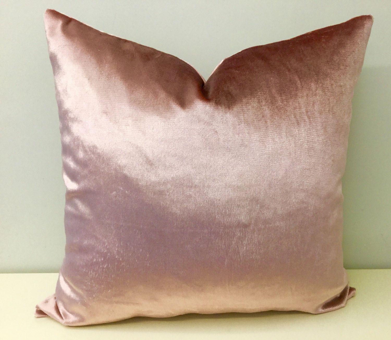 pink velvet pillows blush pink velvet pillow cover pink throw  - pink velvet pillows blush pink velvet pillow cover pink throw pillow pinkvelvet cushion covers velvet