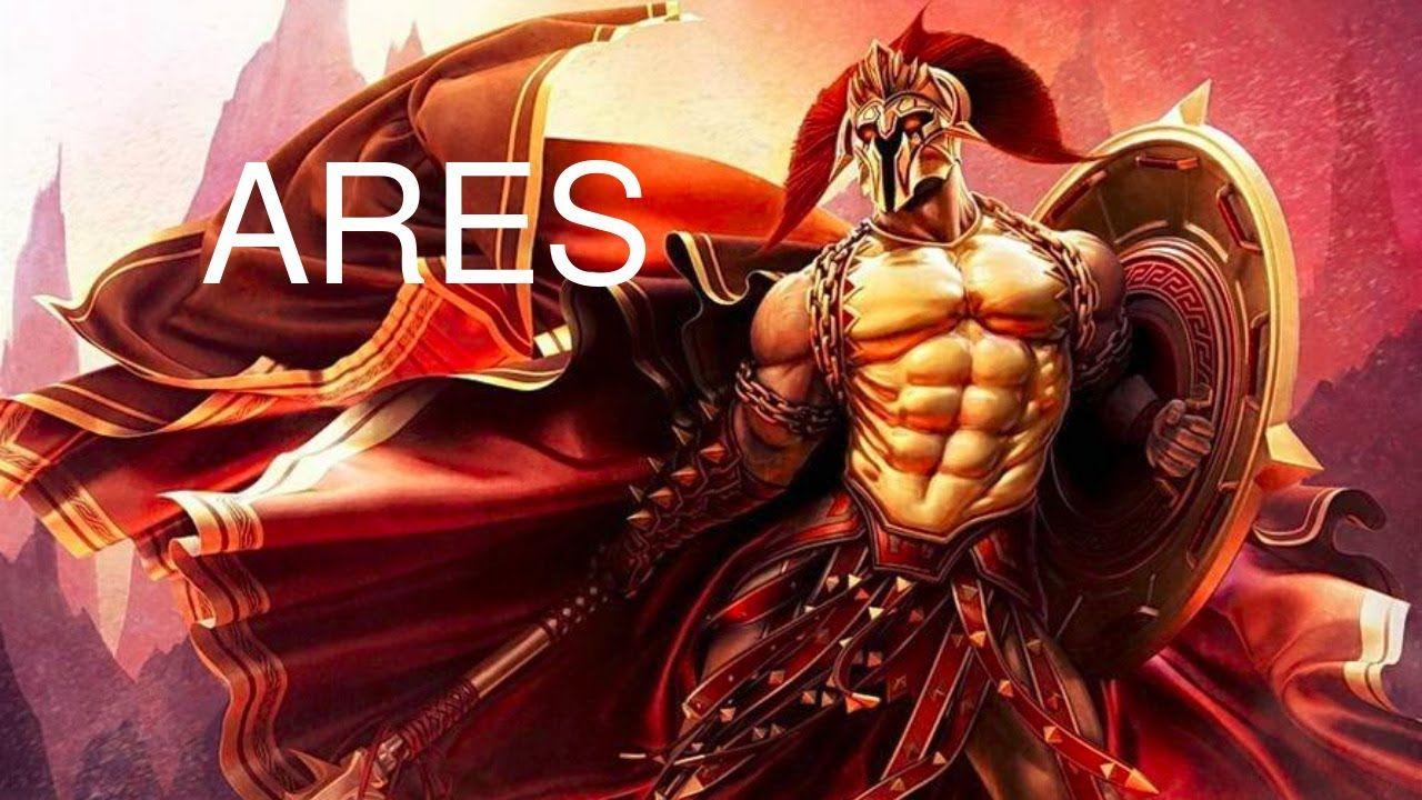 Ares The Greek God Of War Ares Mars Explained Greek Mythology G Greek God Of War Greek Mythology Gods Greek Mythology