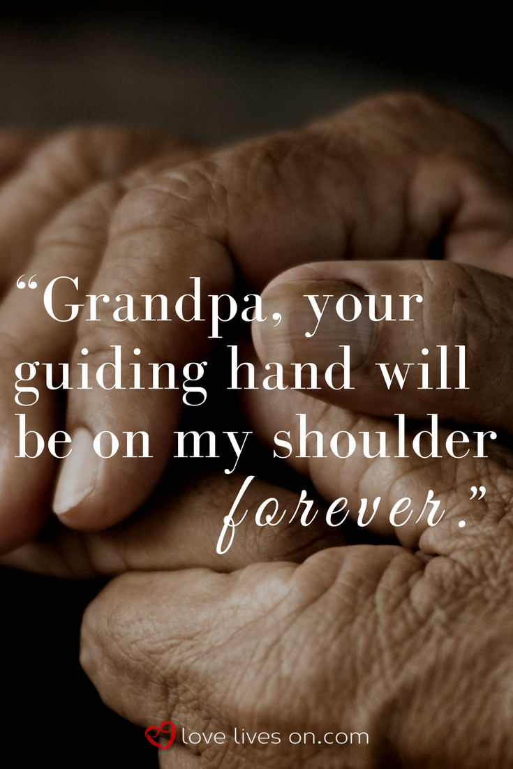 Quotes For Grandpa 100 Best Sympathy Quotes  Funeral Quotes Funeral And Tattoo