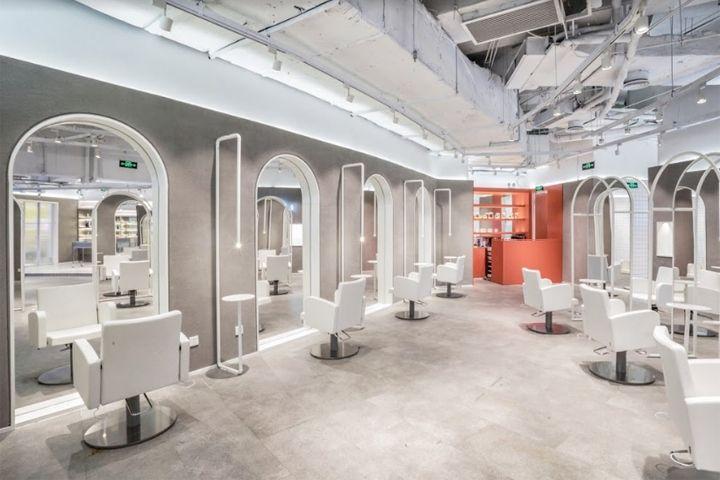 Iever Beauty House By Adam Design Shanghai China Retail Design Blog Beauty Salon Design House Of Beauty Design