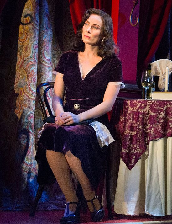 Laura Benanti As Amalia Balash In She Loves Me 2016 She Loves Me Musical Costume Design Annie Costume