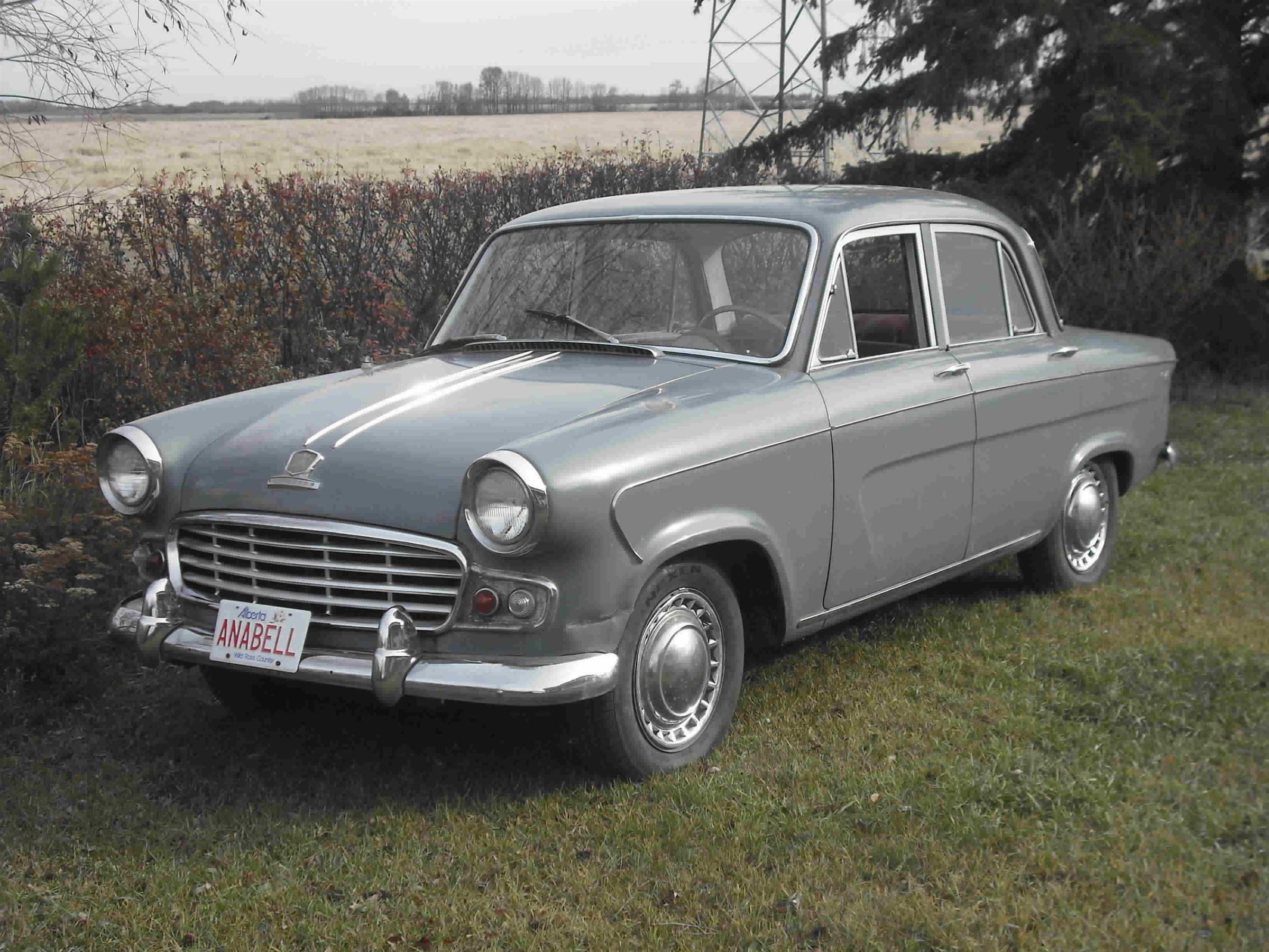 1962 Standard Vanguard Vignale | VINTAGE VEHICLES | Pinterest | Cars ...