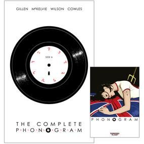 Complete Phonogram (Hardcover - Forbidden Planet Exclusive Signed Mini Print Edition) £44.99