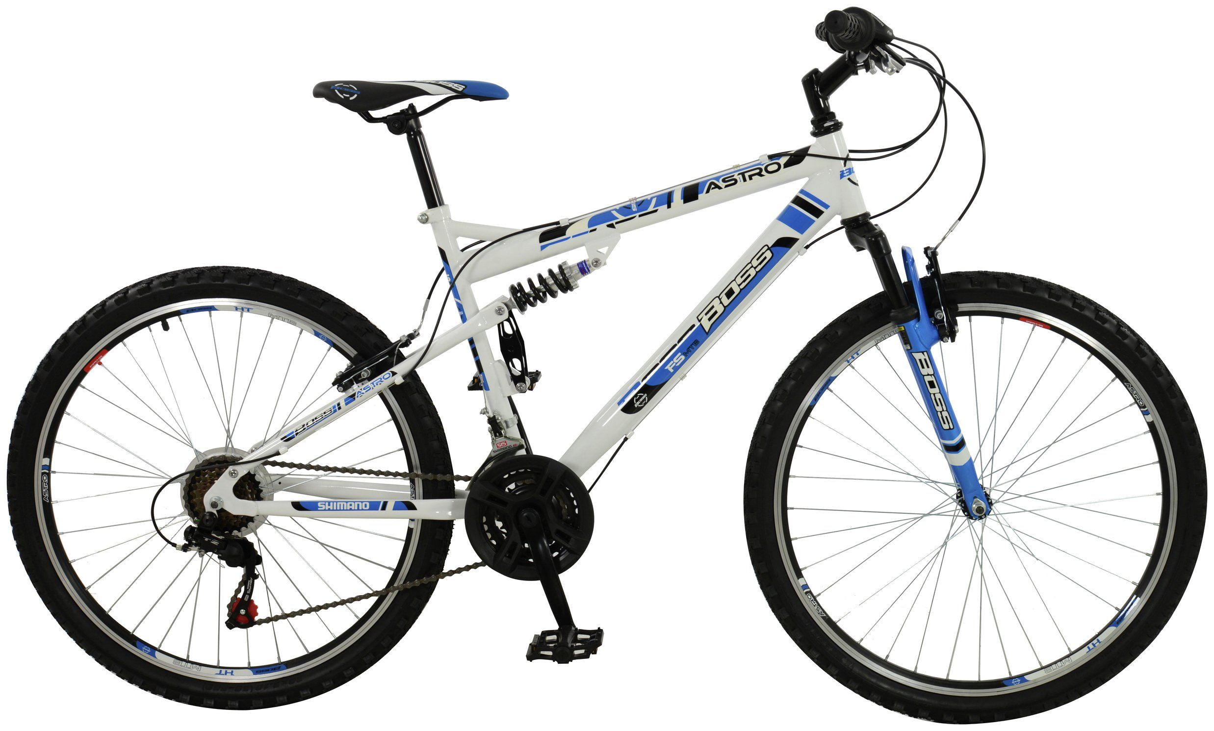 Buy Boss Astro 26 Inch Wheel Size Mens Mountain Bike Mens And
