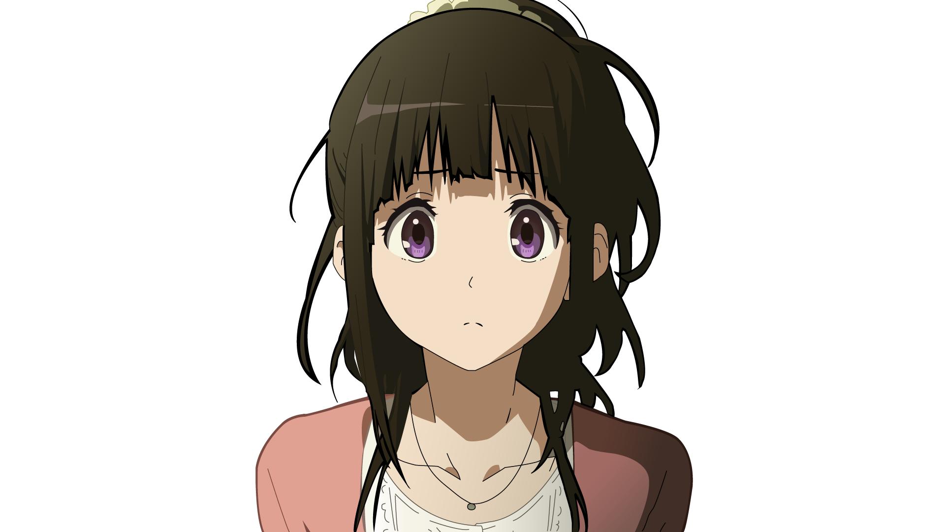 Anime Hyouka Eru Chitanda Wallpaper Anime, Personagens