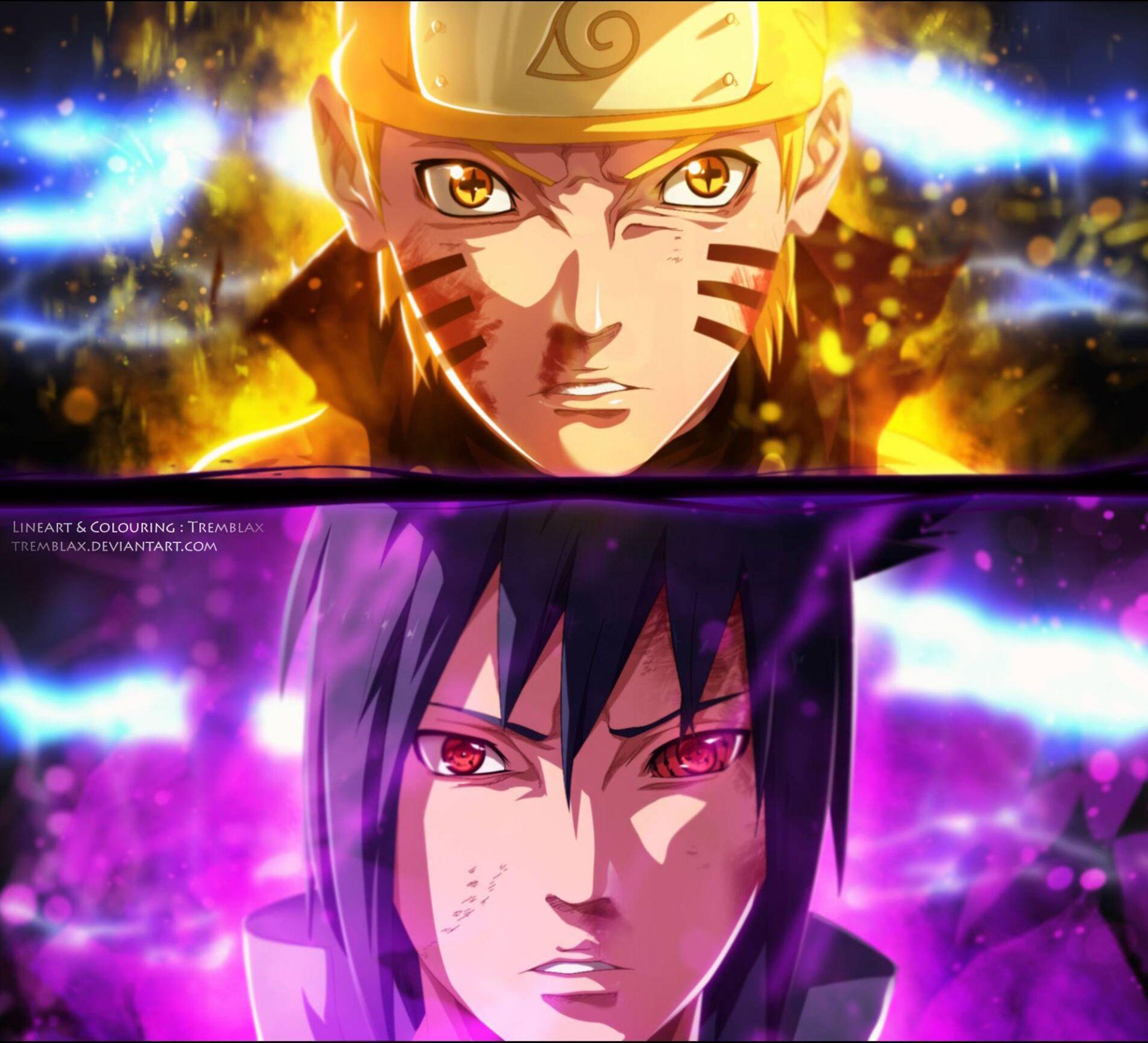 Download 58 Wallpaper Naruto E Sasuke HD Terbaik