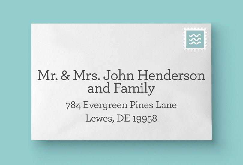Addressing Wedding Invitations Wedding Invitation Trends Engraved Wedding Invitation
