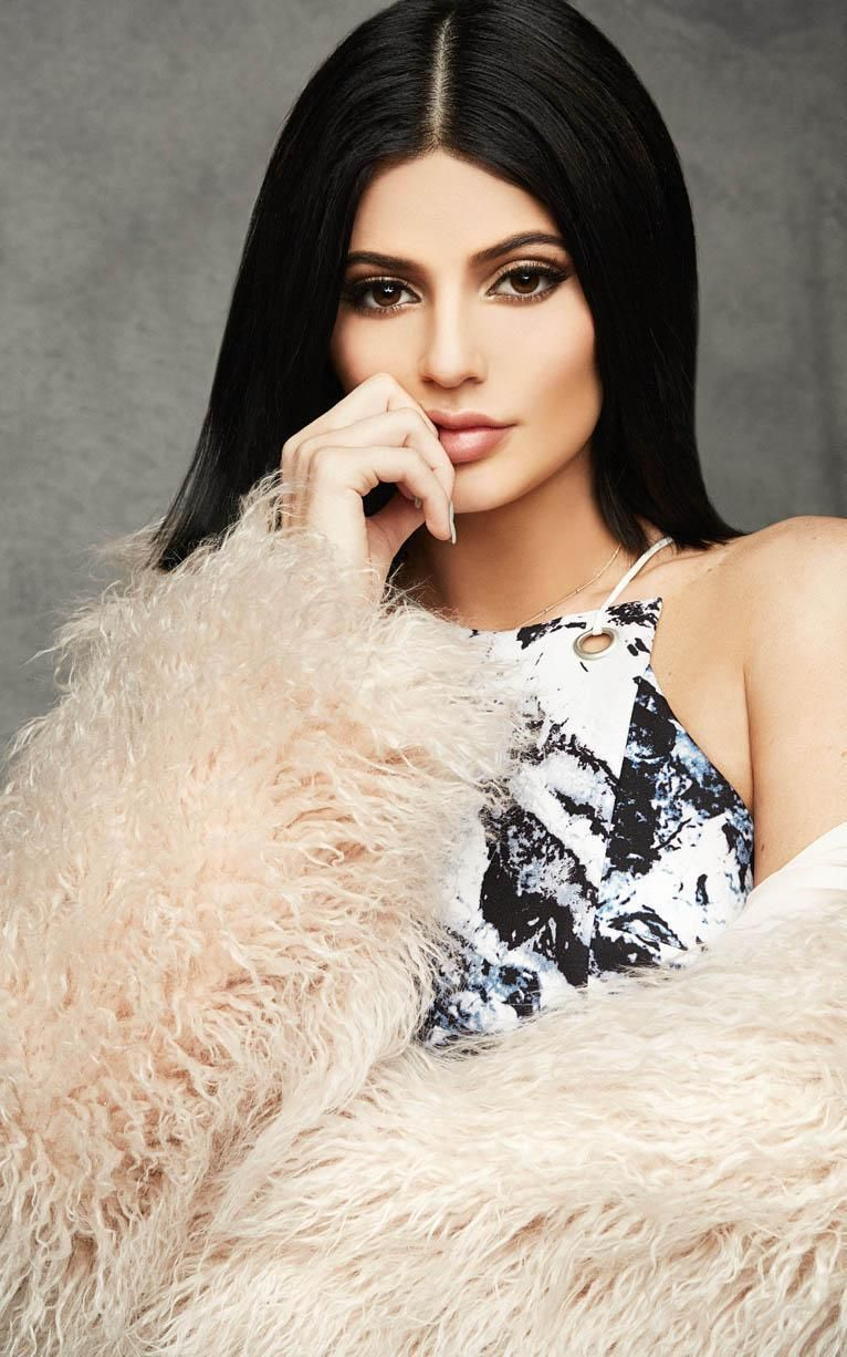 e4b2f7bff See Kendall and Kylie s Festive Topshop Holiday Collection