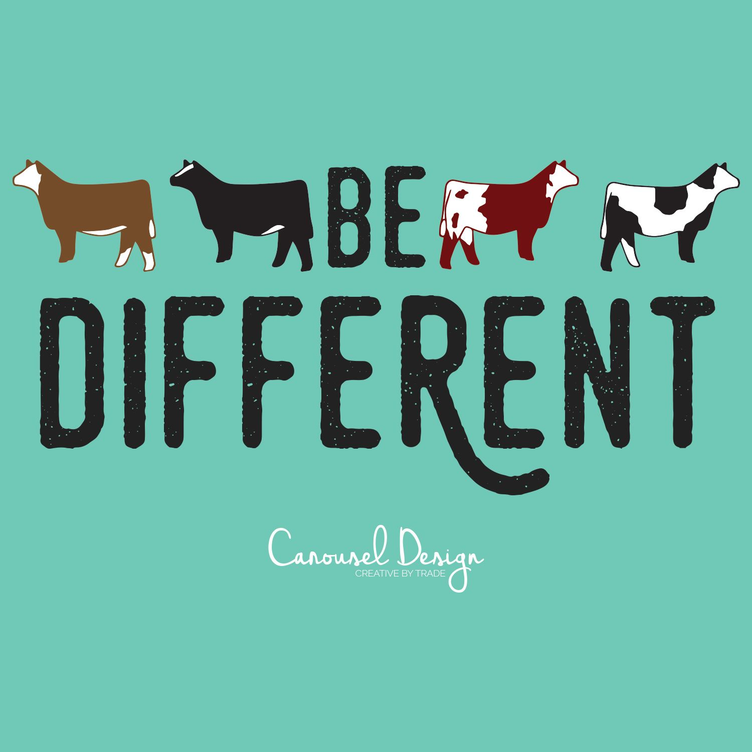 Livestock Motivation by Carousel Design. (With images