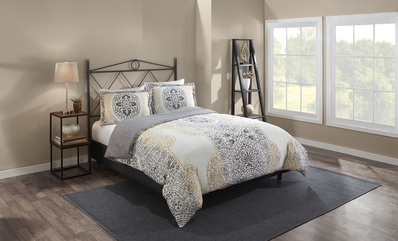 Marble hill lacy in grey bedding comforter collection things i