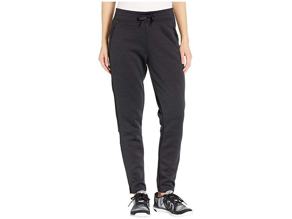 100886921e54 adidas ZNE Pants 3.0 (ZNE Heather Black) Women s Casual Pants. Get ...