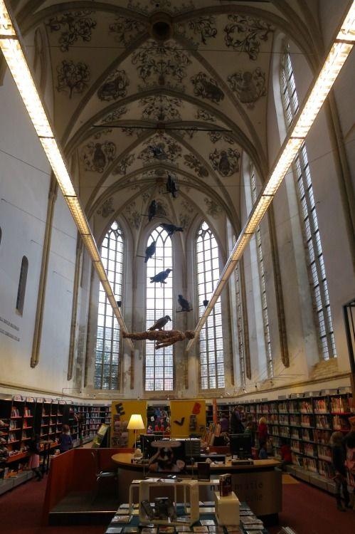 Bibliotheek Broederenkerk (Zutphen, Nederland)