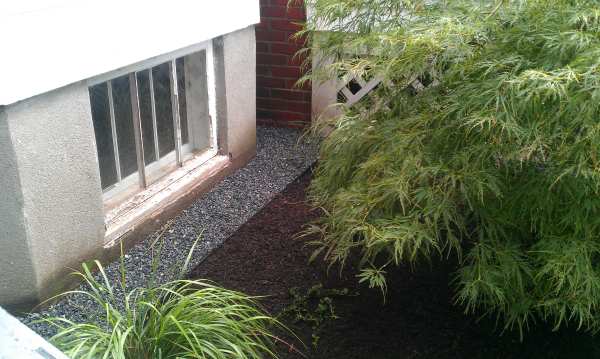 A drip edge along your house foundation is more than just a drainage