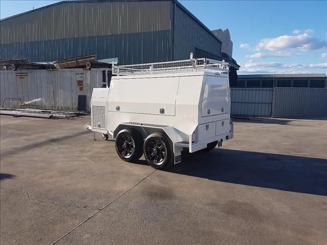 New New 9 5 Mcneill Tradesman Trailer For Sale In Brisbane Best Trailers Sheds In Brisbane Melbourne Qld Trailers For Sale Trailer Best Trailers