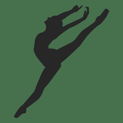 Ballet Dancer Jump Png Image Download As Svg Vector Eps Or Psd Get Ballet Dancer Jump Transparent Png For Dance Silhouette Dancer Silhouette Ballet Dancers