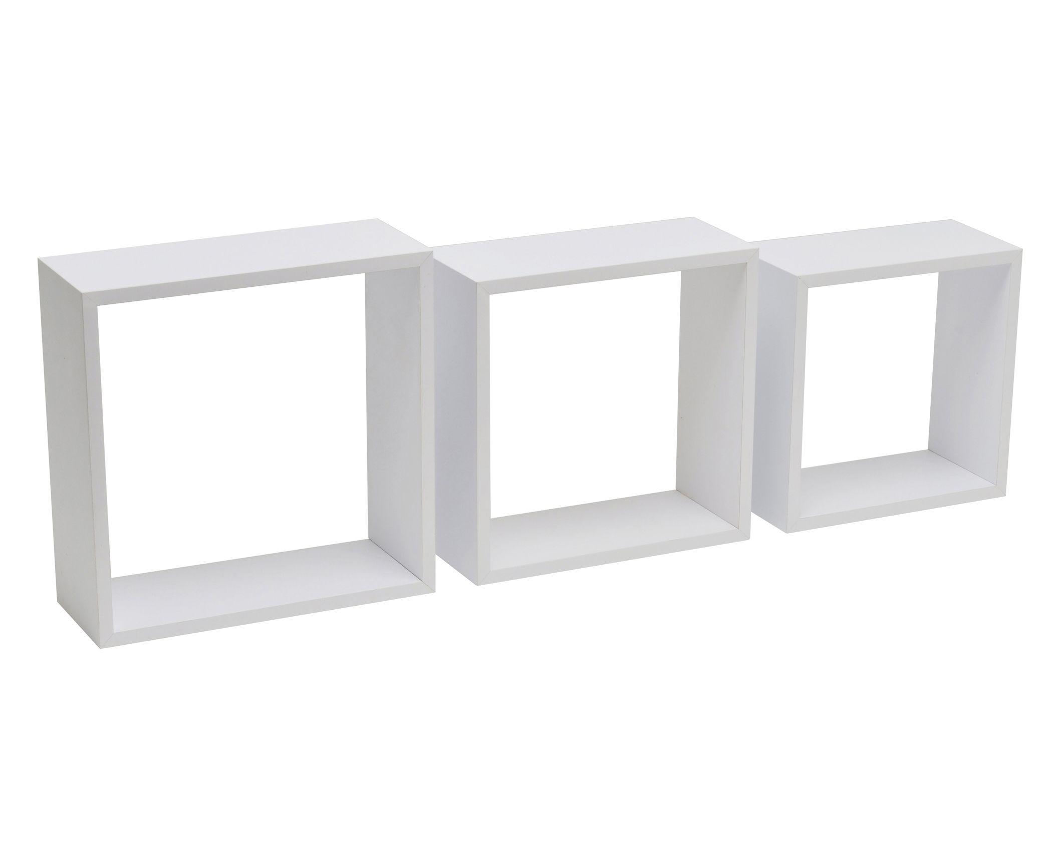 Aki set of 3 cubos cuadrados decorativos bathroom revamp ideas pinterest cubos - Vinilos decorativos aki ...