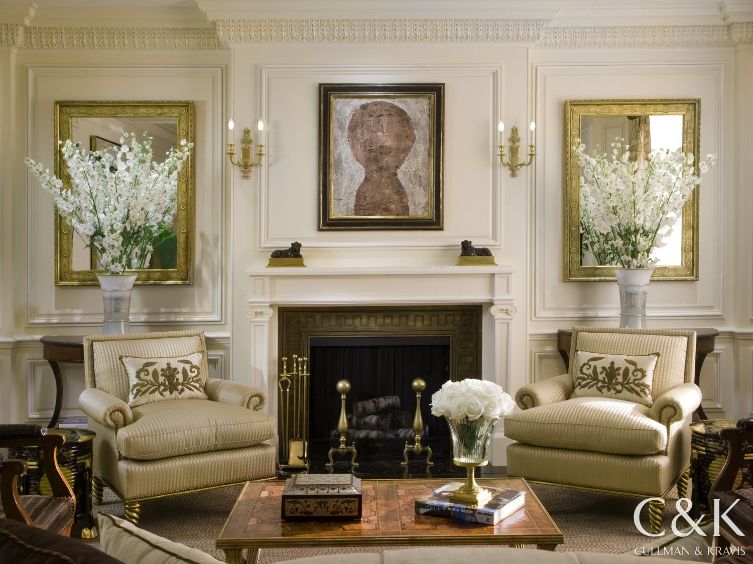 Fifth Avenue Pied a Terre - elegant rooms - Artemest